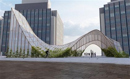Egyptian Design Chosen for Dubai Design Week's Abwab 2021 Pavilion