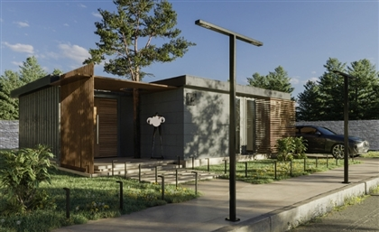 Saddle Grounds by Qubix: The First Pre-Fab Homes in Egypt